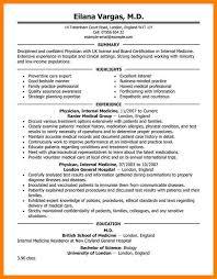 Physician Resume Template Magnificent 28 CV Physician Zasvobodu