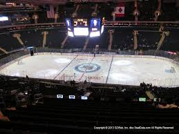Ny Rangers Msg Virtual Seating Chart Madison Square Garden Section 225 View My Ny Sports