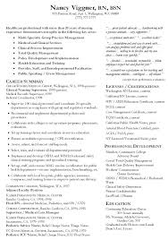 Nursing Supervisor Resume Best Ideas Of Resume Objective Supervisor
