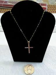 real 18k saudi gold necklace