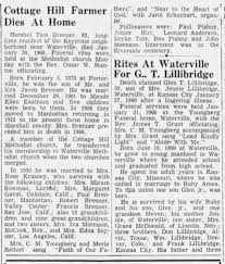 Obituary for Hershel Tice Brenner, 1878-1960 (Aged 82) - Newspapers.com