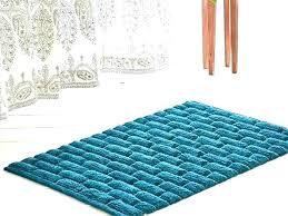blue bath mat bathroom rug good tan rugs or bathrooms design mint aqua simple soft navy brown and blue bathroom rugs