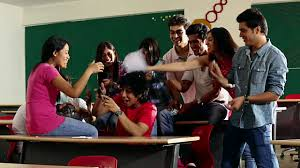 Image result for group of college students indian enjoying