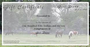 Gift Certificate Wording 6 Gift Voucher Wording 293430826054 Gift Certificate Wording Pics
