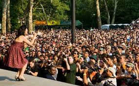 Summerstage Seating Chart Catch Free Performances At Central Park Summerstage And