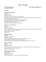 jobswire com resume of hlmosqueda