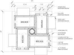 popsicle stick house plans inspirational ana white kids kit project birdhouse diy gallery
