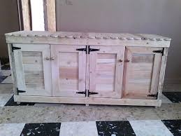 Cupboards Made From Pallets Giant Cabinet Made Out Of Pallets O Pallet Ideas O 1001 Pallets