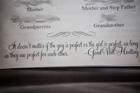 Love Quotes For Wedding Program Fashion Beauty