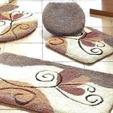 awesome brown bathroom rugs or 12 chocolate brown bathroom rugs