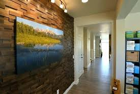 sightly garden state tile small hallway lighting ideas garden state tile in hall with wood and