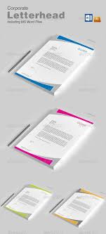 Header Template Word Pin On Letterhead Design Templates