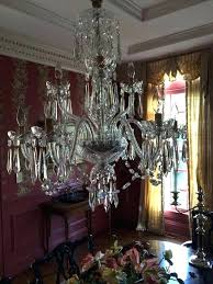 vintage waterford crystal chandelier home improvement warehouse calgary