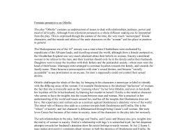 othello characteristics essay othello character analysis novelguide