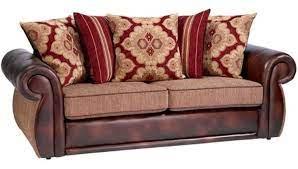 leather sofa vs fabric sofa why each