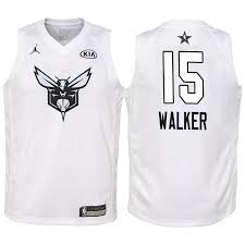 All-star 15 Nba Youth 2018 Walker Kemba Jersey White