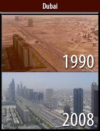 Dubai Before And After I See Your Shanghai Before And After Pictures And Raise You With My