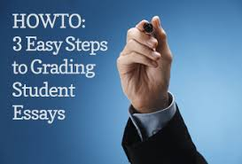 easy steps to grading student essays howto 3 easy steps to grading student essays