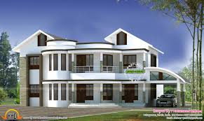 home design with plan. 3000 sq-ft mixed roof modern home design with plan