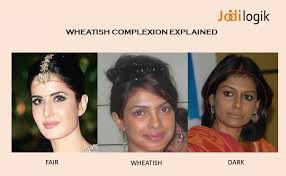 Indian Skin Complexion Chart Makeup Tips For Wheatish Complexion Practical Tips Video