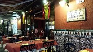 spanish restaurant building. Plain Restaurant El Cid Spanish Restaurant TST Intended Building R