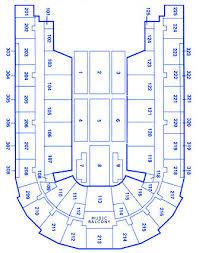 Boardwalk Hall Seating Chart Luke Bryan 18 Thorough Acc Floor Plan For Concerts