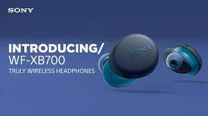 Sony WF-XB700 Wireless Earbuds Review:Extra Sacrifies,Extra Bass | Wireless  earbuds, Wireless earphones, Earbuds
