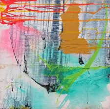 daniel maltzman abstract painting small abstract 1