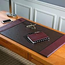 clear desk blotter desk leather desk mat wrapped edge leather desk mat pertaining to new property clear desk