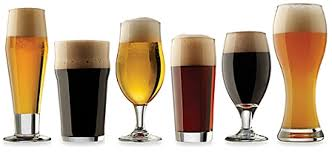 details about set of 6 dailyware glassware bar pub drink craft brew beer tasting glasses new