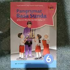 Kunci jawaban buku siswa tema 6 kelas 5 halaman 49 50 53 54 57 sanjayaops. Buku Pangrumat Basa Sunda Vi Bahasa Sunda Sd Kelas 6 Erlangga Shopee Indonesia