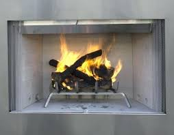 stainless steel fireplace outdoor wood burning insert only at stainless steel fireplace el box tools outdoor