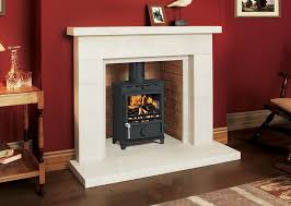 artisan beckford limestone fireplace