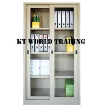 steel furniture full height cupboard model s119 f h cupboard with glass sliding door