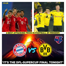 Trending images, videos and gifs related to bayern! Meme Football Nepal Der Klassiker In The Final Who Ll Win Guys Ps Sancho Will Not Be Playing Due To Some Respiratory Issues D11jr Facebook