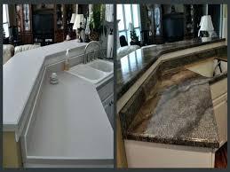 rust oleum countertop coating transformation