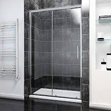 modern sliding glass shower doors. Brilliant Modern ELEGANT 1000mm Sliding Shower Door Modern Bathroom 8mm Easy Clean Glass  Enclosure Cubicle To Doors