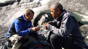 President Obama's episode of 'Running Wild With Bear Grylls' to air next  month - Rolling Out