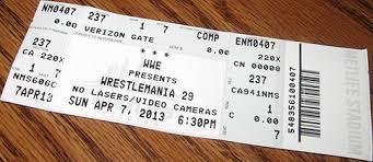 Wrestlemania Seating Chart Metlife Metlife Stadium Seating Chart Wwe