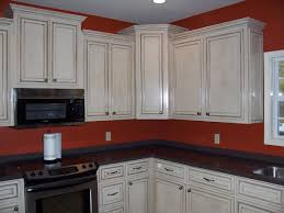 Painting Kitchen Cabinets Antique White Glaze