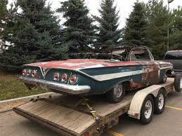 1961 Chevrolet Impala for Sale | ClassicCars.com | CC-902933