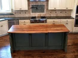custom butcher block countertop pecan custom wood butcher block pertaining to kitchen island with butcher block