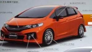 2018 honda jazz facelift. fine jazz new honda jazz  fit mugen leaked intended 2018 honda jazz facelift