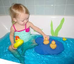 Fun Bath Time Ideas For Babies