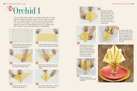Top 100 Step-by-Step Napkin Folds: More Than 1, 000 Photographs ...