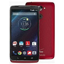 motorola smartphones verizon. motorola droid turbo xt1254 32gb verizon wireless cdma android smartphone - red (certified refurbished) smartphones