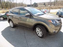 2015 Used Toyota RAV4 AWD LIMITED at HG Motorcar Corporation ...
