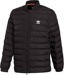adidas sst outdoor winter jacket black basic winter yn98652