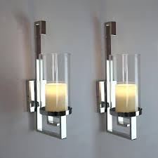 hurricane candle wall sconce contemporary silver rings wall sconce hurricane candle holder modern candle sconces hurricane wall sconce candle holder uk