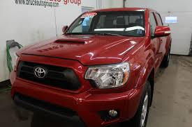 Used 2015 Toyota Tacoma TRD SPORT 4.0L 6 CYL AUTOMATIC 4X4 CREW ...